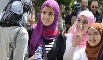 تنسيق الثانوية العامة 2021-2022 بمحافظة الإسكندرية الحد الأدنى للمرحلة الأولى