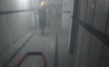 عاجل.. السيطرة على حريق محدود نشب في مستشفى دمياط التخصصي دون خسائر بشرية
