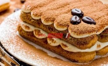 طريقة عمل حلوى التيراميسو بأسهل الطرق على طريقة الشيف فاطمة ابو حاتى