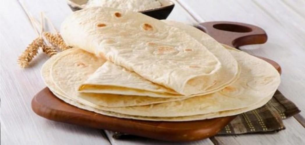 طريقة عمل خبز الصاج بمكونات متوفرة فى المنزل على طريقة الشيف فاطمة ابو حاتى