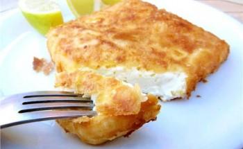 طريقة عمل شرائح الجبنة البيضاء المقلية فى 5 دقائق من ضمن الأطباق الجانبية لفطور شهى ومميز على طريقة الشيف محمد حامد