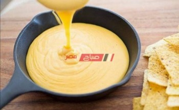 طريقة عمل صوص الجبنة كالمطاعم فى أقل من 15 دقيقة على طريقة الشيف فاطمة ابو حاتى
