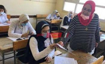 للصف الثالث الاعدادي جدول امتحانات الترم الثاني 2021 جميع محافظات الجمهورية