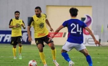نتيجة مباراة أسوان ووادي دجلة الدوري المصري