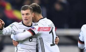 نتيجة مباراة ألمانيا والمجر بطولة أمم أوروبا