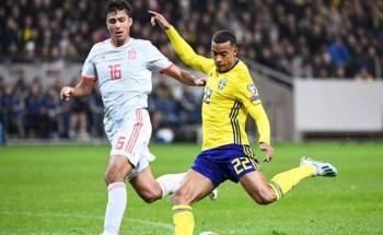 موعد مباراة اسبانيا والسويد بطولة كأس أمم أوروبا 2020 والقنوات الناقلة