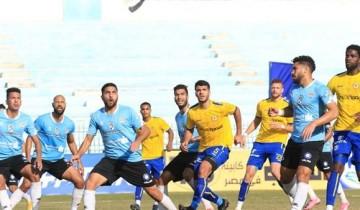 نتيجة مباراة الإسماعيلي وغزل المحلة الدوري المصري