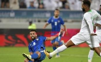 نتيجة مباراة البحرين والكويت كأس العرب