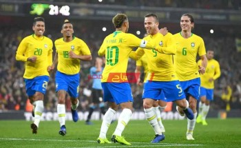 اهداف مباراة البرازيل وكولومبيا بطولة كوبا أمريكا