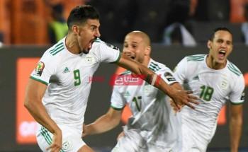 أهداف مباراة الجزائر والنيجر كأس العرب تحت 20 سنة
