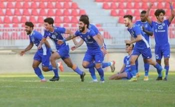 نتيجة مباراة القوة الجوية والكرخ كأس العراق