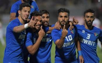 نتيجة مباراة الكويت والأردن تصفيات آسيا المؤهلة لكأس العالم 2022