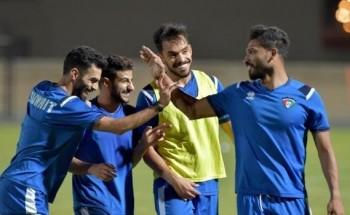 نتيجة مباراة الكويت وتايبيه تصفيات آسيا المؤهلة لكأس العالم 2022
