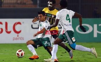 نتيجة مباراة المصري والانتاج الحربي الدوري المصري