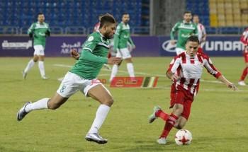 نتيجة مباراة الوحدات وشباب الأردن الدوري الأردني