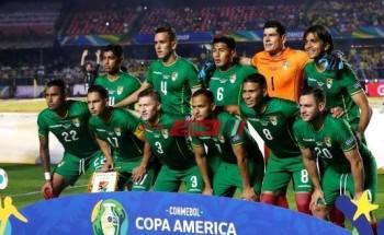 نتيجة مباراة بوليفيا وأوروغواي بطولة كوبا أمريكا