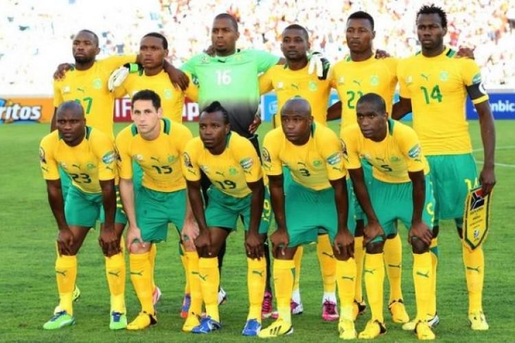 نتيجة مباراة جنوب إفريقيا وأوغندا الودية