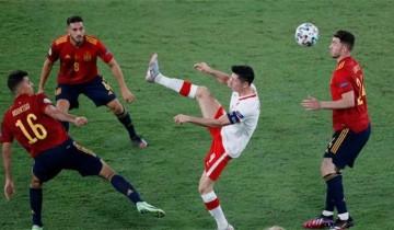 موعد مباراة سلوفاكيا وإسبانيا بطولة كأس أمم أوروبا 2020 والقنوات الناقلة