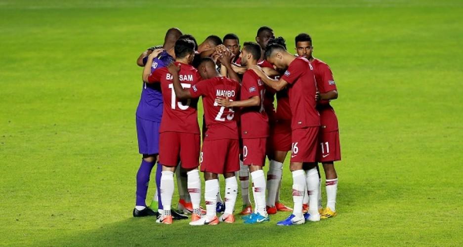 أهداف مباراة قطر وبنما