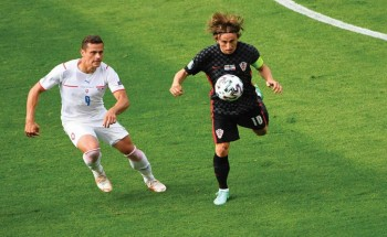 موعد مباراة كرواتيا وإسكتلندا بطولة كأس أمم أوروبا 2020 والقنوات الناقلة