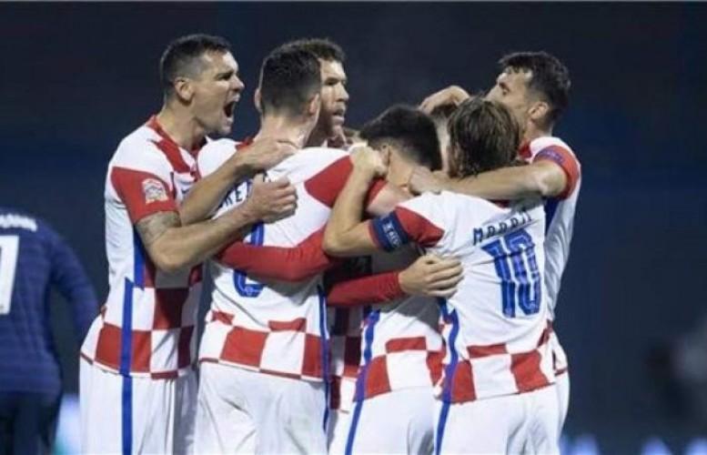 موعد مباراة كرواتيا والتشيك بطولة كأس أمم أوروبا 2020 والقنوات الناقلة