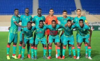 اهداف مباراة موريتانيا والنيجر كأس العرب تحت 20 سنة