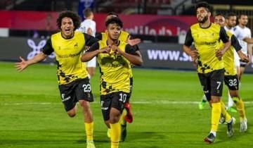 نتيجة مباراة وادي دجلة والجونة الدوري المصري