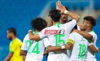 اهداف مباراة السعودية واليمن كأس العرب تحت 20 سنة
