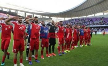 موعد مباراة الأردن ونيبال تصفيات كأس العالم 2022 والقنوات الناقلة