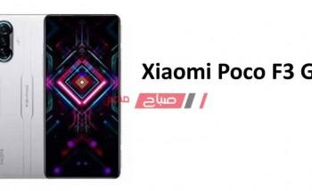 تعرف على هاتف Xiaomi Poco F3 GT الجديد واسعاره
