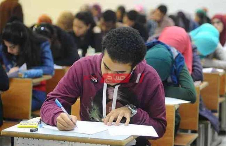 تحديث جدول امتحانات الثانوية العامة 2020-2021 بعد الإجازة للشعبتين العلمي والأدبي