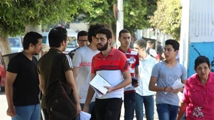 ضبط الطالب المسئول عن تسريب امتحان الفيزياء للثانوية العامة بالشرقية