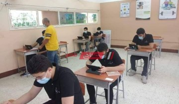 ضبط الطالب المسؤول عن تسريب أسئلة امتحان التاريخ للثانوية العامة 2021