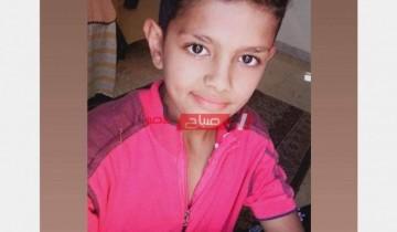 بالصورة إصابة طفل في حادث سير مروع بدمياط