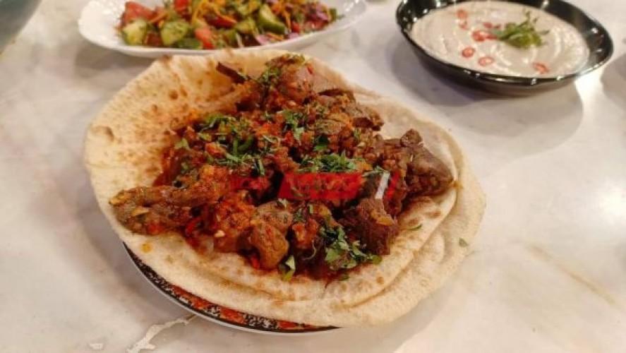 طريقة عمل المزاليكا من المطبخ الفلسطيني نقدمة في عيد الأضحى المبارك 2021