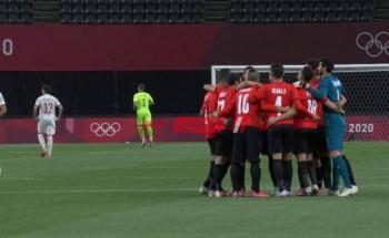 تشكيل منتخب مصر الأولمبي ضد أستراليا في أولمبياد طوكيو
