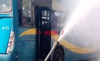 محافظ الإسكندرية: تطهير جميع الميادين والشوارع قبل عيد الأضحى المبارك