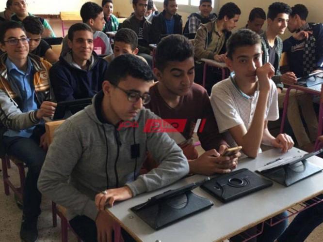 جدول امتحانات الدور الثاني للصفين الأول والثاني الثانوي 2021 في الإسكندرية
