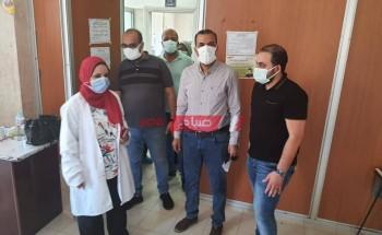 صحة دمياط تُعلن عن إطلاق قوافل لتطعيم المواطنين بلقاح فيروس كورونا