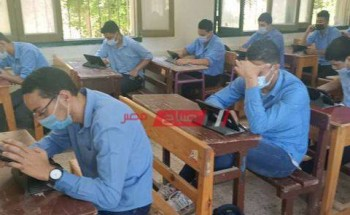 خطوات استعلام نتيجة الثانوية العامة 2021 برقم الجلوس والرقم القومي موقع وزارة التربية والتعليم