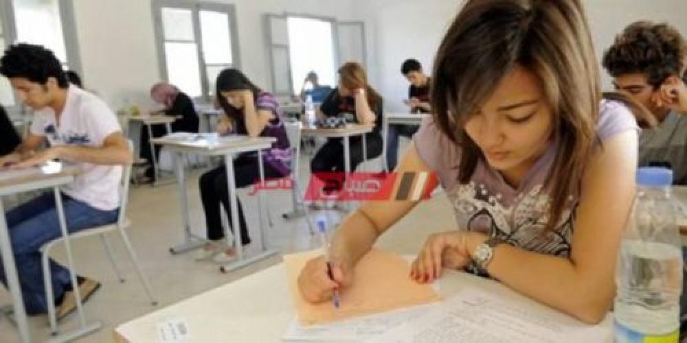 رابط استعلام نتيجة الثانوية العامة 2021 بالرقم القومي .. نتيجة 3 ثانوي