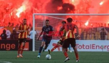 كاف يُغرم الأهلي بسبب مباراة الترجي التونسي