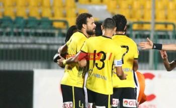 نتيجة مباراة الانتاج الحربي والجونة الدوري المصري