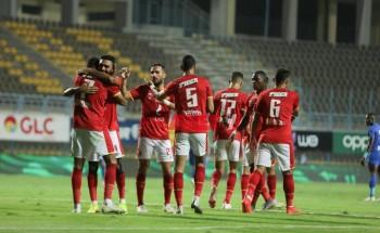 أهداف مباراة الأهلي واسوان الدوري المصري