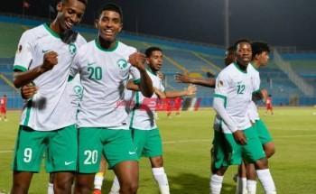 نتيجة مباراة السعودية والجزائر كأس العرب تحت 20 سنة