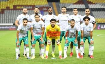 نتيجة مباراة المصري والبنك الأهلي الدوري المصري