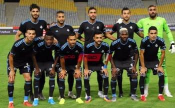 نتيجة مباراة بيراميدز والانتاج الحربي الدوري المصري