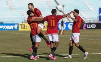 نتيجة مباراة أسوان وسيراميكا الدوري المصري