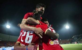 محمد عادل يدير مباراة الأهلي وأسوان تحكيميًا