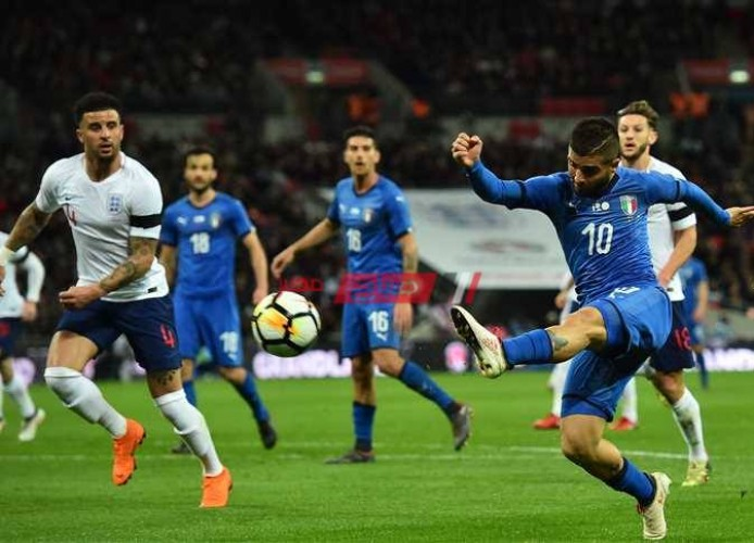 نتيجة مباراة إيطاليا وإنجلترا بطولة أمم أوروبا